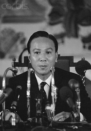 Tổng thống Nguyễn Văn Thiệu (1923-2001)