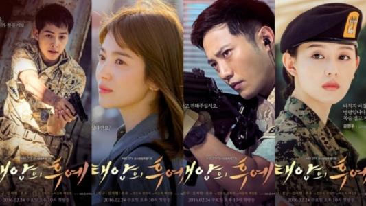 Hậu duệ mặt trời, Phim Hàn Quốc, sao Hàn, chiến thắng, phát xít, Nhật Bản, Hàn Quốc