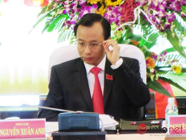 bí thư, Thành ủy Đà Nẵng, Nguyễn Xuân Anh, đại hội